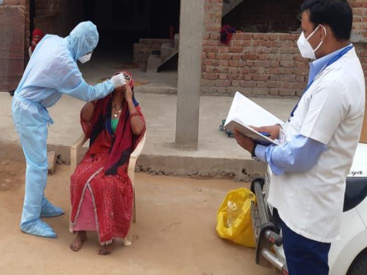 सीकर में कोरोना पॉजिटिव हुए जीरो, लेकिन दो दिन से नहीं लग रही वैक्सीन; सैम्पलिंग अभियान रहेगा जारी, वैक्सीन का हो रहा है इंतजार सीकर,Sikar - Dainik Bhaskar