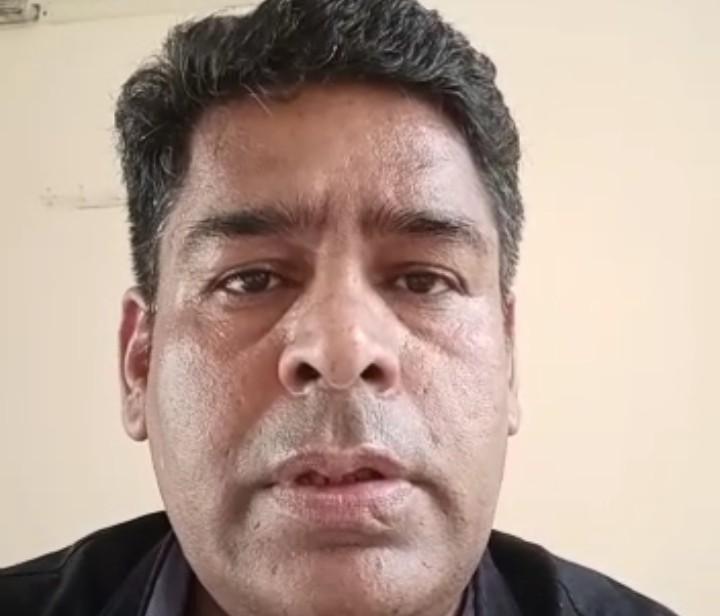 कोटा में तैनात SI ने ACB के DG और बारां के SP को दी शिकायत, डीएसपी बोले- SI और उसके भाई के खिलाफ मामला दर्ज, रंजिश के कारण लगाए आरोप|कोटा,Kota - Dainik Bhaskar