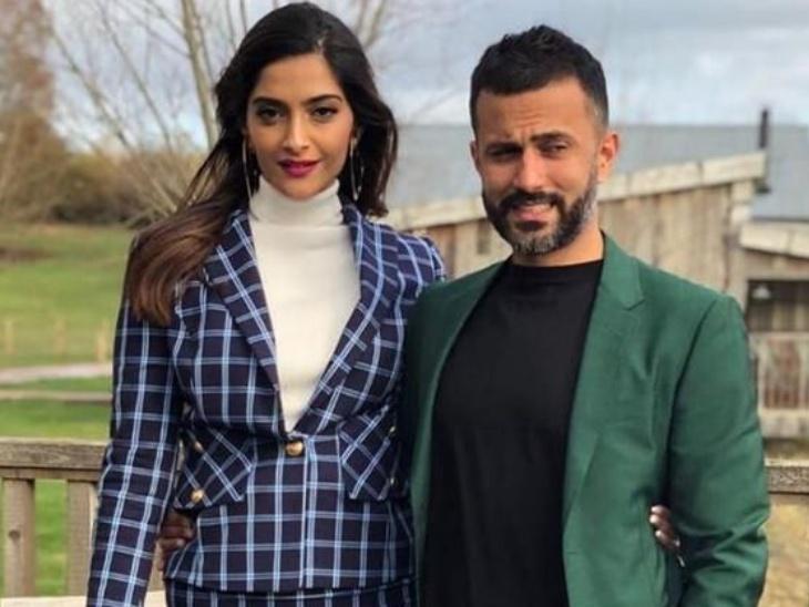 लंदन में पति आनंद आहूजा के साथ सेटल होने पर खुश हैं सोनम कपूर, बोलीं- 'मुझे यहां की आजादी पसंद है' बॉलीवुड,Bollywood - Dainik Bhaskar