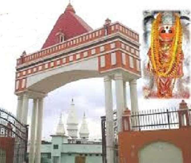 पनकी मंदिर कानपुर का एक प्राचीन मंदिर है।