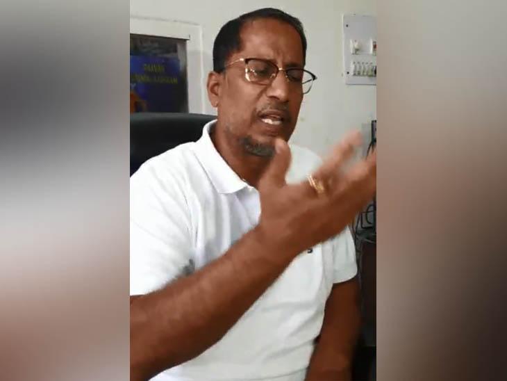Dainik Bhaskar Digital Reporter Special Talk with Anil Joshi former BJP minister of Punab | पूर्व मंत्री बोले-पद पाने और बचाने के लिए प्रदेश के नेताओं ने हाईकमान को गलत जानकारी दी, किसान और वर्कर दोनों नाराज