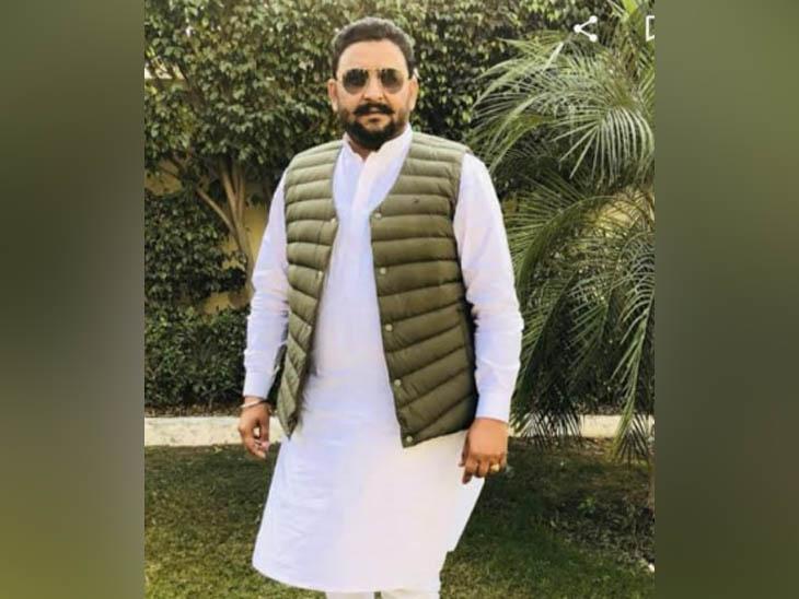 10 से ज्यादा मामलों में नामजद गैंगस्टर नरूआना की गोली मारकर हत्या, एक साथी को कुचलकर मार डाला|पंजाब,Punjab - Dainik Bhaskar