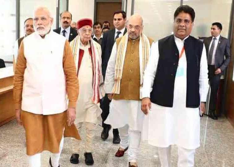 सुप्रीम कोर्ट में राम मंदिर केस में अहम भूमिका निभाने से संघ-BJP में तेजी से बढ़ा यादव का कद, अब केंद्र में महत्वपूर्ण मंत्रालयों की जिम्मेदारी|जयपुर,Jaipur - Dainik Bhaskar