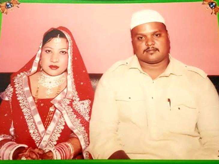 नाराज दूसरी पत्नी बोली- 5 साल में भरा मन, पति का चाल-चलन ठीक नहीं, मना किया तो मारपीट की, मुझे नहीं चाहिए तलाक|उदयपुर,Udaipur - Dainik Bhaskar