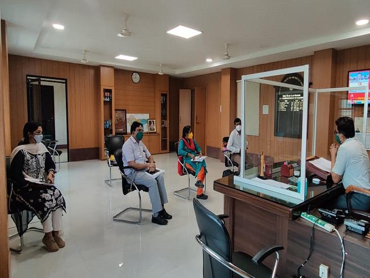 छत्तीसगढ़ में कोरोना की जांच बढ़ी तो फिर बढ़ने लगे मरीज, 24 घंटे के अंतराल पर रायपुर में बढ़ गई संक्रमितों की संख्या, दो की मौत भी हुई|रायपुर,Raipur - Dainik Bhaskar