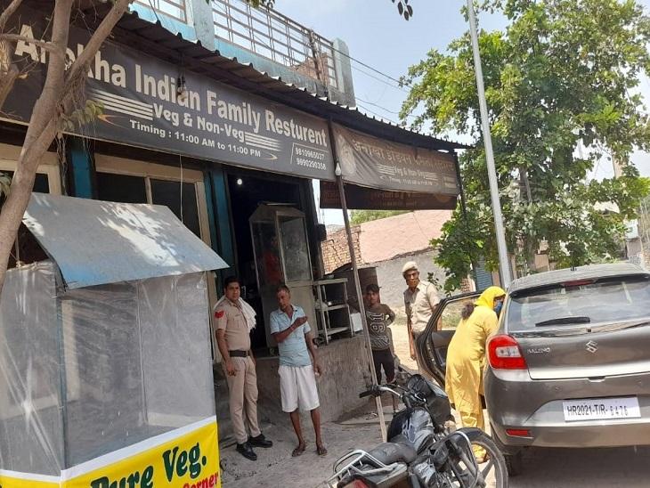 रेस्टोरेंट में आने वाले ग्राहकों को मालिक शराब दिलवाता था, रोज 12 घंटे करवाता था काम, केस दर्ज, आरोपी पहुंचा जेल फरीदाबाद,Faridabad - Dainik Bhaskar