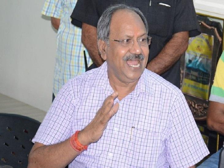 भाजपा विधायक बृजमोहन अग्रवाल बोले - यह सरकार का यू-टर्न, उद्योगपतियों का हित संरक्षित करना चाहती है राज्य सरकार|रायपुर,Raipur - Dainik Bhaskar
