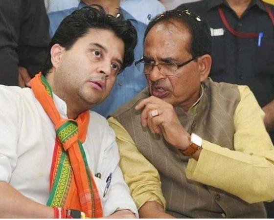 ग्वालियर-चंबल के 'महाराज' का कद प्रदेश में बढ़ेगा, BJP के कद्दावरों का घटेगा; शिवराज सरकार पर बढ़ेगा प्रेशर|भोपाल,Bhopal - Dainik Bhaskar