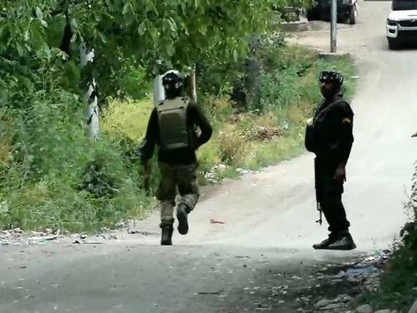 जम्मू-कश्मीर में हिजबुल का टॉप कमांडर मेहराजुद्दीन ढेर; कई आतंकी वारदातों में था शामिल|देश,National - Dainik Bhaskar