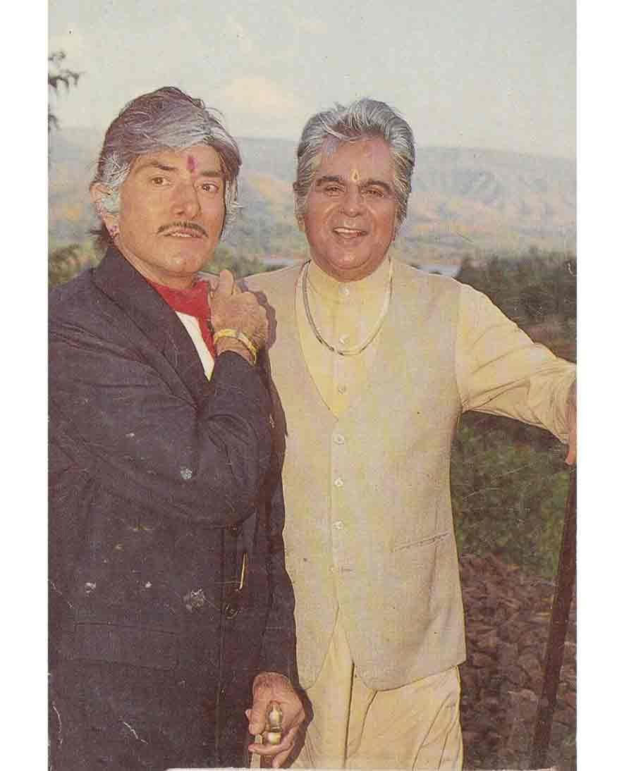 दिलीप कुमार की राज कुमार से कभी नहीं बनी। साल 1959 में दोनों ने फिल्म 'पैगाम' में पहली बार काम किया था लेकिन इस दौरान दोनों का मनमुटाव हो गया था हालांकि अनबन के बावजूद दोनों ने 32 साल बाद 1991 में आई सुभाष घई की फिल्म 'सौदागर' में काम किया था जो कि हिट साबित हुई थी।