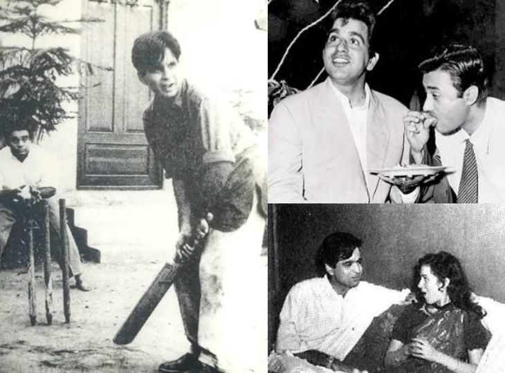 शूटिंग के दौरान खाली समय में क्रिकेट खेलते थे, अक्सर सोशल मीडिया पर पुरानी यादें शेयर करते थे, देखिए दिलीप कुमार की कुछ अनदेखी तस्वीरें|बॉलीवुड,Bollywood - Dainik Bhaskar