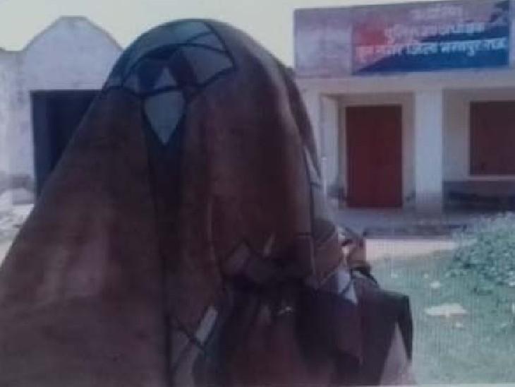 पति के एक्सीडेंट का बहाना बना साथ ले गए थे युवक, फिर एक कमरे में बंधक बना किया दुष्कर्म; इंसाफ के लिए भटक रही पीड़िता|भरतपुर,Bharatpur - Dainik Bhaskar