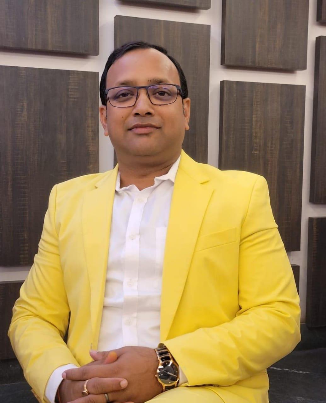 बीजेपी नेता  बंटी यादव। - Dainik Bhaskar
