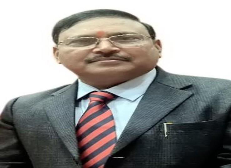 डॉ जेडी रावत - सचिव, आईएमए एएमएस - यूपी चैप्टर - Dainik Bhaskar