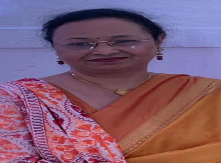 डॉ रमा श्रीवास्तव - आईएमए प्रेसिडेंट - लखनऊ