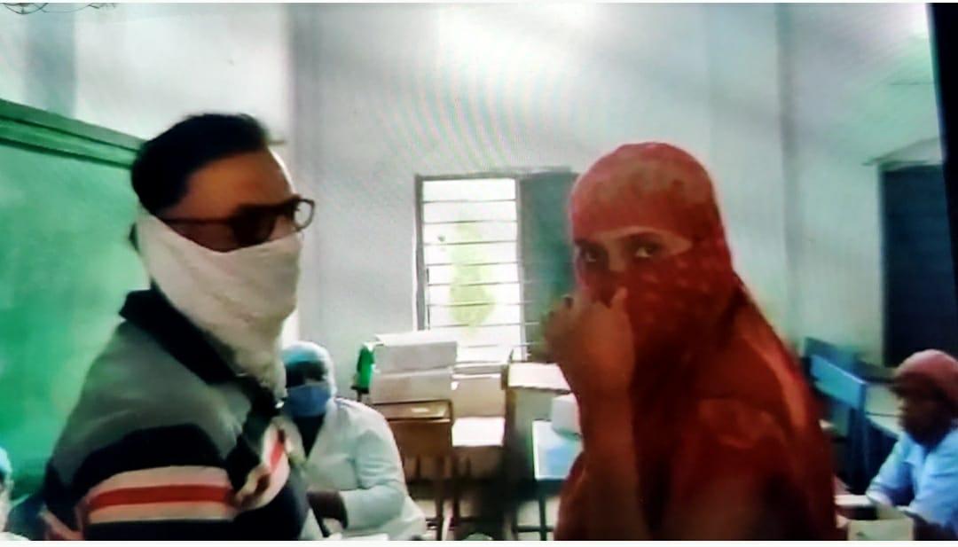 को-वैक्सीन का पहला डोज लगवाने वालों को लगा दिया कोवि -शील्ड का दूसरा डोज|छिंदवाड़ा,Chhindwara - Dainik Bhaskar