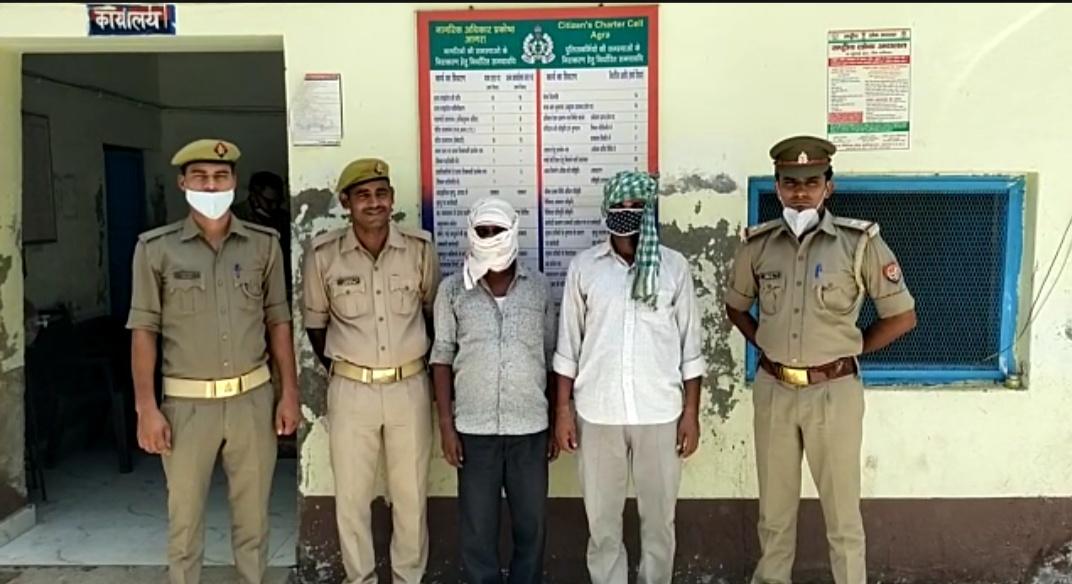 पुलिस ने नेतरामऔरविनोद को गिरफ्तार करके जेल भेज दिया है। - Dainik Bhaskar