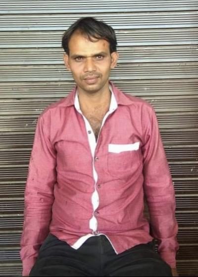 मृतक रामगोपाल, फाइल फोटो। - Dainik Bhaskar