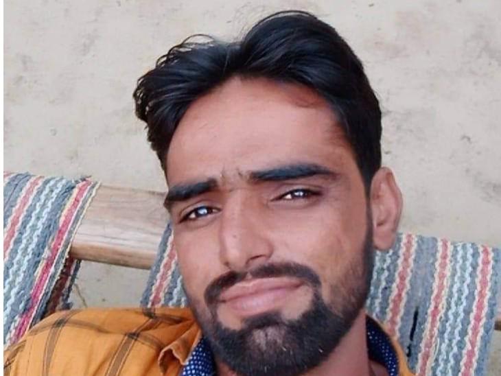 हरसुख राम। जिसका किडनैप कर मारपीट की।