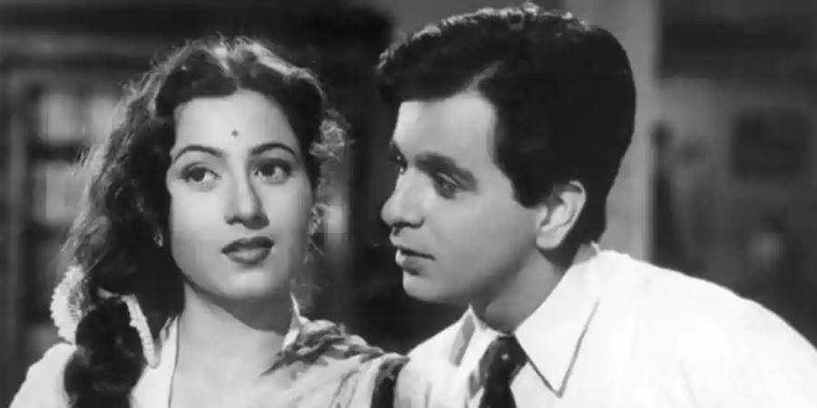 तराना फिल्म में मधुबाला और दिलीप कुमार ने पहली बार एक साथ काम किया था।