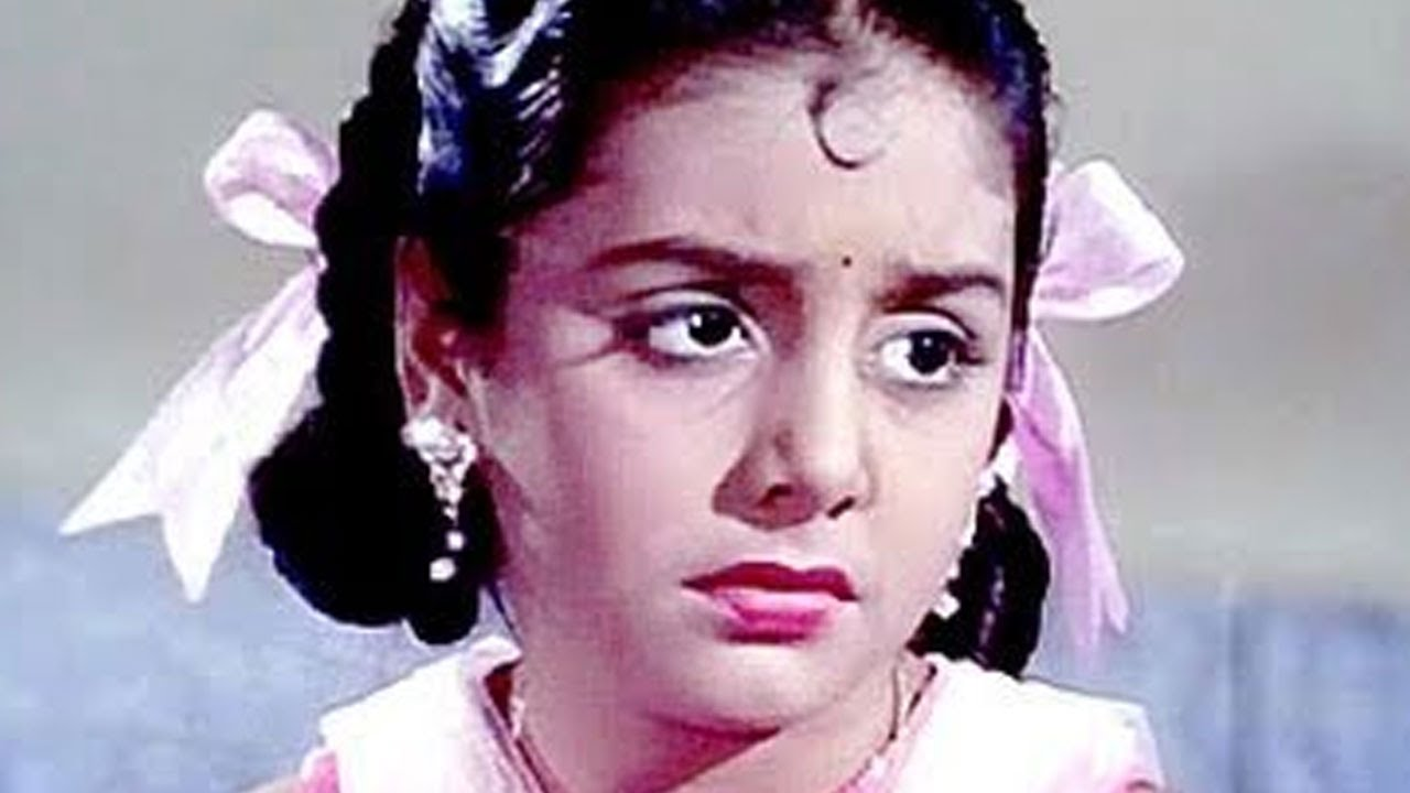 दो कलियां फिल्म से नीतू सिंह का एक सीन।