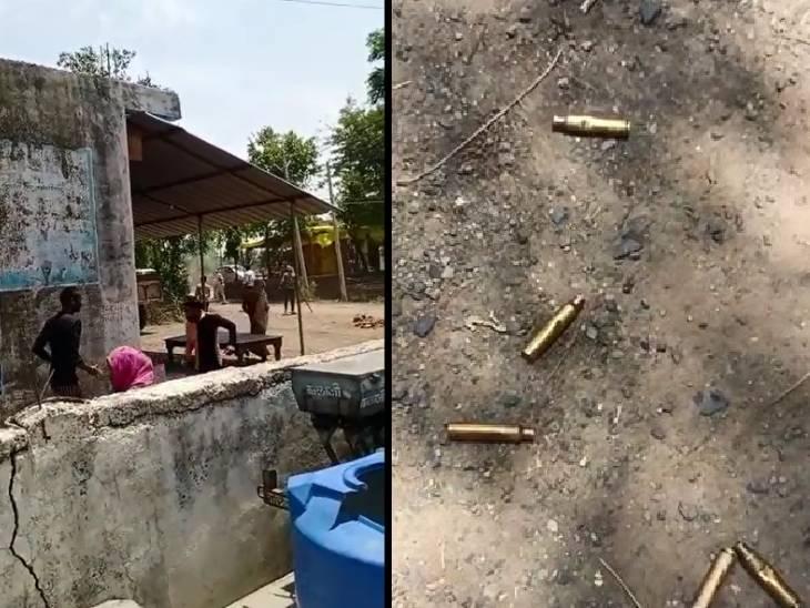 अवैध शराब पकड़ने गई टीम को गांववालों ने घेरकर लाठियों से पीटा, पथराव, थाना प्रभारी समेत 4 पुलिसकर्मी घायल; 20 लोगों पर केस|मध्य प्रदेश,Madhya Pradesh - Dainik Bhaskar