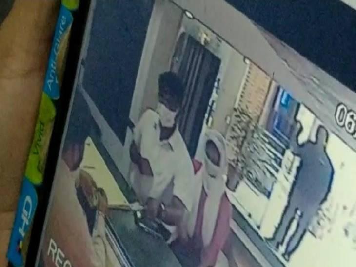 सीयूजी और पर्सनल दोनों नंबर बंद थे, पत्नी ने एसपी को फोन कर जताई थी हत्या की आशंका, पुलिस ने सर्विलांस के जरिये खोजा तो दोनों होटल के कमरे में मिले|कानपुर,Kanpur - Dainik Bhaskar