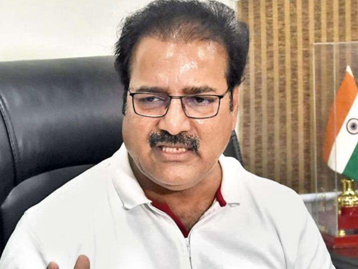 परिवहन मंत्री खाचरियावास - Dainik Bhaskar