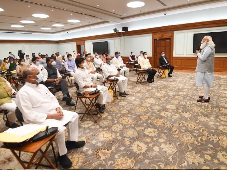 कैबिनेट मंत्री बनेंगे RCP; JDU के बाकी नेताओं को नहीं आया कॉल, LJP के बागी पशुपति पारस भी बनेंगे मंत्री|बिहार,Bihar - Dainik Bhaskar
