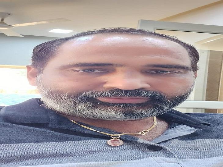पत्नी के साथ सैर पर निकले वकील के गले से कालीप्लसरसवार बदमाशों ने लूटी एक तोला सोने की चेन|पानीपत,Panipat - Dainik Bhaskar