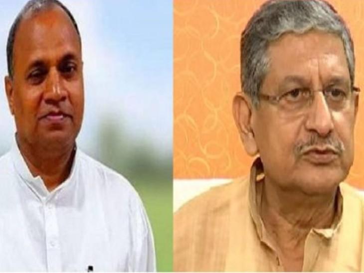 रेस में आगे चल रहे ललन सिंह हुए साइड, JDU से 1 कैबिनेट, 3 राज्यमंत्री, RCP छोड़ किसी के पास नहीं आया है कॉल|बिहार,Bihar - Dainik Bhaskar