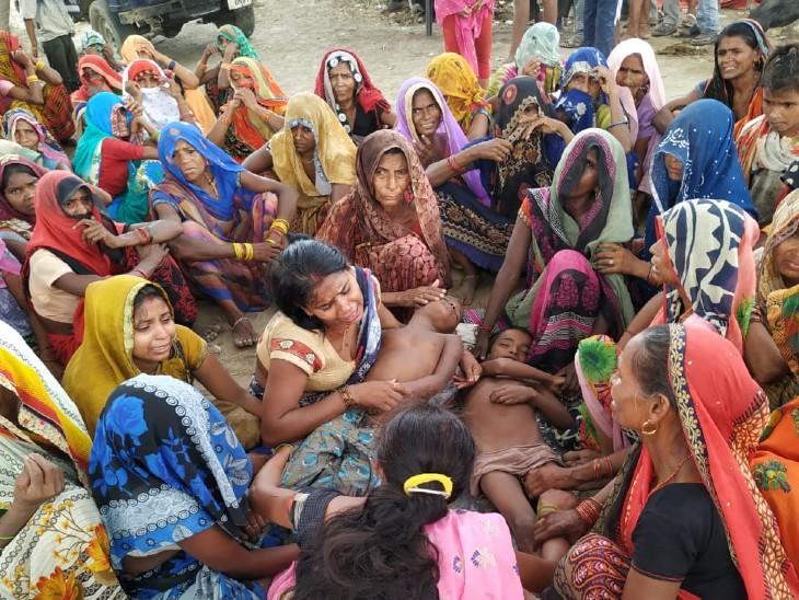 यमुना में नहाते समय 3 बच्चों की नदी में डूबने से मौत। - Dainik Bhaskar