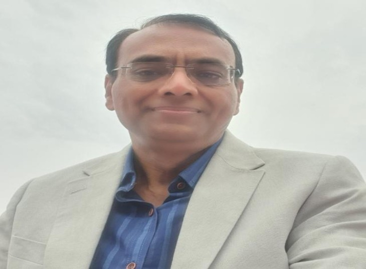 डॉ शलभ - प्रभारी - इंडियन अकादमी ऑफ पीडियाट्रिक,यूपी चैप्टर