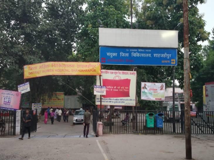 आईसोलेशन वार्ड में 11 मई के बाद कुछ दिन तक 200 से ज्यादा मरीजों की संख्या रही है। - Dainik Bhaskar