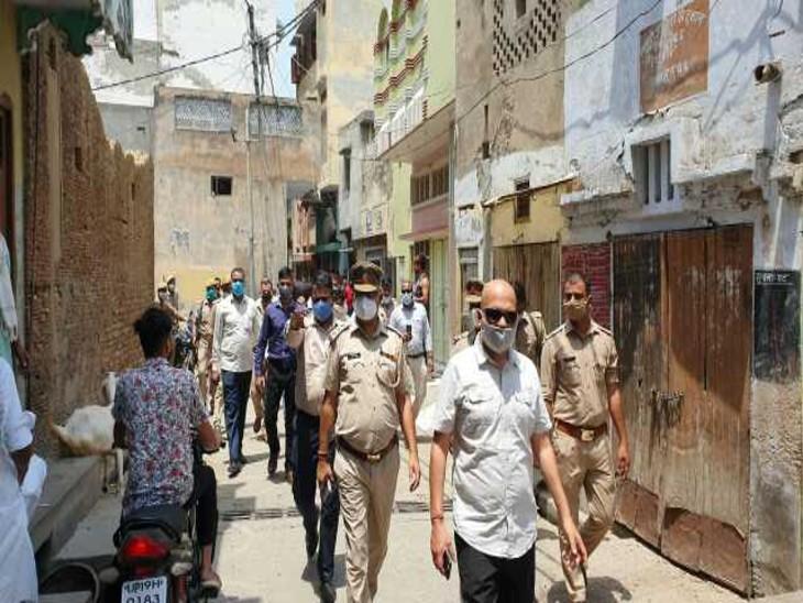 बिहार के दरभंगा रेलवे स्टेशन पर हुए पार्सल ब्लास्ट मामले में एनआईए की टीम 3 आरोपियों को लेकर पहुंची शामली। एक अन्य आरोपी को किया गिरफ्तार। - Dainik Bhaskar