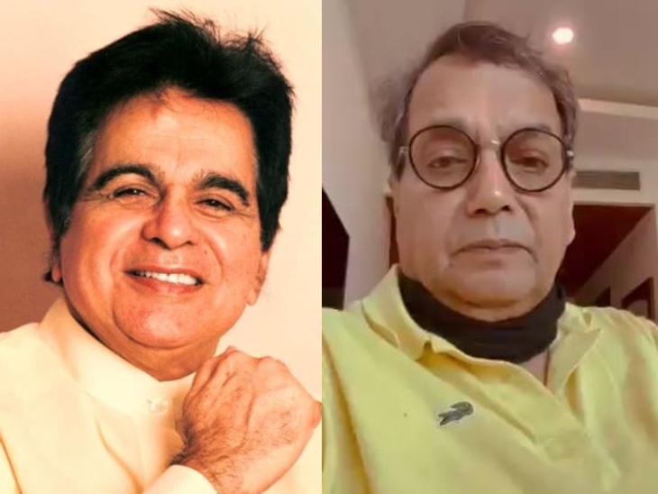 Dilip Kumar in memories: Director Subhash Ghai said-It was Dilip sahab who gave me the idea to open a film school, sound designer Resul Pookutty also remembered him | डायरेक्टर सुभाष घई ने कहा-मुझे दिलीप साहब ने ही दिया था फिल्म स्कूल खोलने का आइडिया