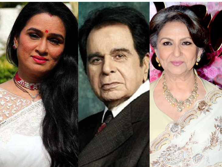 शर्मिला टैगोर ने कहा-दास्तान की शूटिंग के समय दिलीप कुमार के साथ बैडमिंटन खेलती थी, पद्मिनी कोल्हापुरे बोलीं-उनकी एक्टिंग देख मैं अपनी लाइनें भूल जाती थी|बॉलीवुड,Bollywood - Dainik Bhaskar