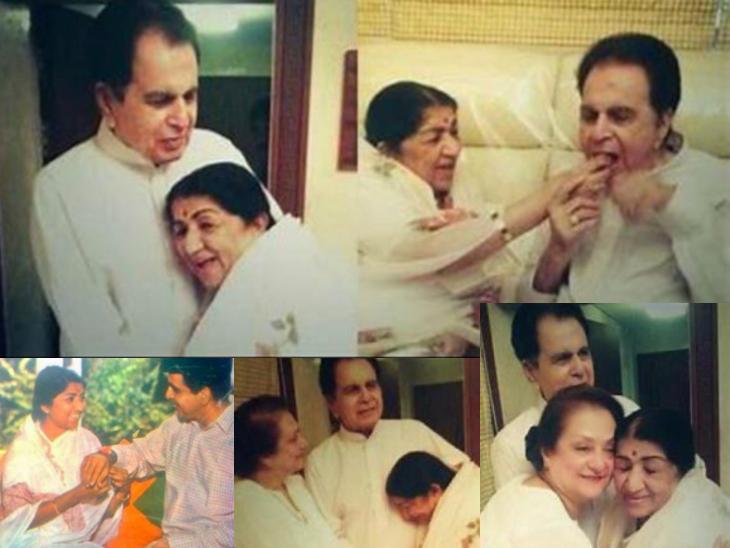 लता मंगेशकर ने कहा-कोर्ट में खड़े होकर मेरा भी केस लड़े थे दिलीप कुमार, जीतने पर कहा था-मस्त रहो मेरी बहना|बॉलीवुड,Bollywood - Dainik Bhaskar