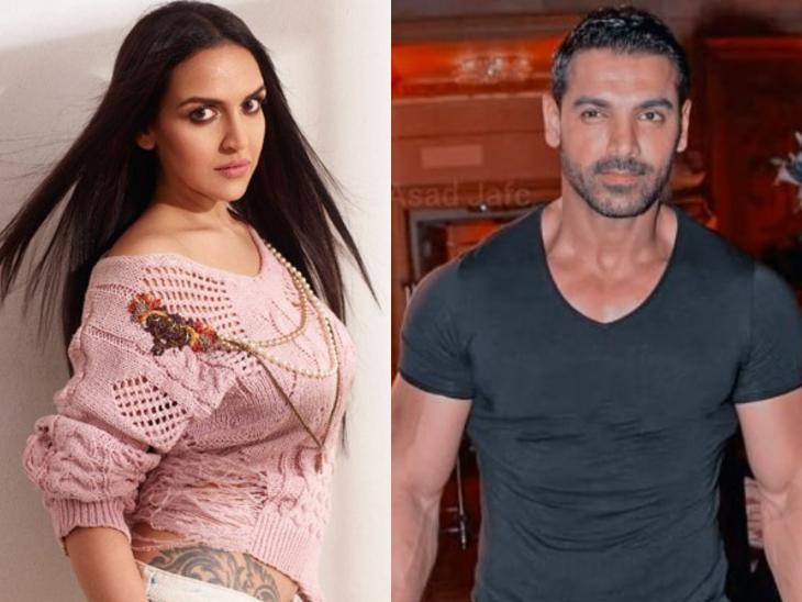 अजय देवगन की OTT डेब्यू वेब सीरीज 'रुद्र' से वापसी करेंगी ईशा देओल, 'पठान' में फ्रीलांस अंडरकवर टेररिस्ट के रोल में नजर आएंगे जॉन अब्राहम|बॉलीवुड,Bollywood - Dainik Bhaskar