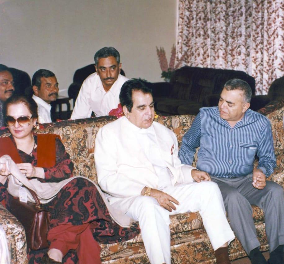 जोधपुर में तीन दिन रहे थे दिलीप कुमार।