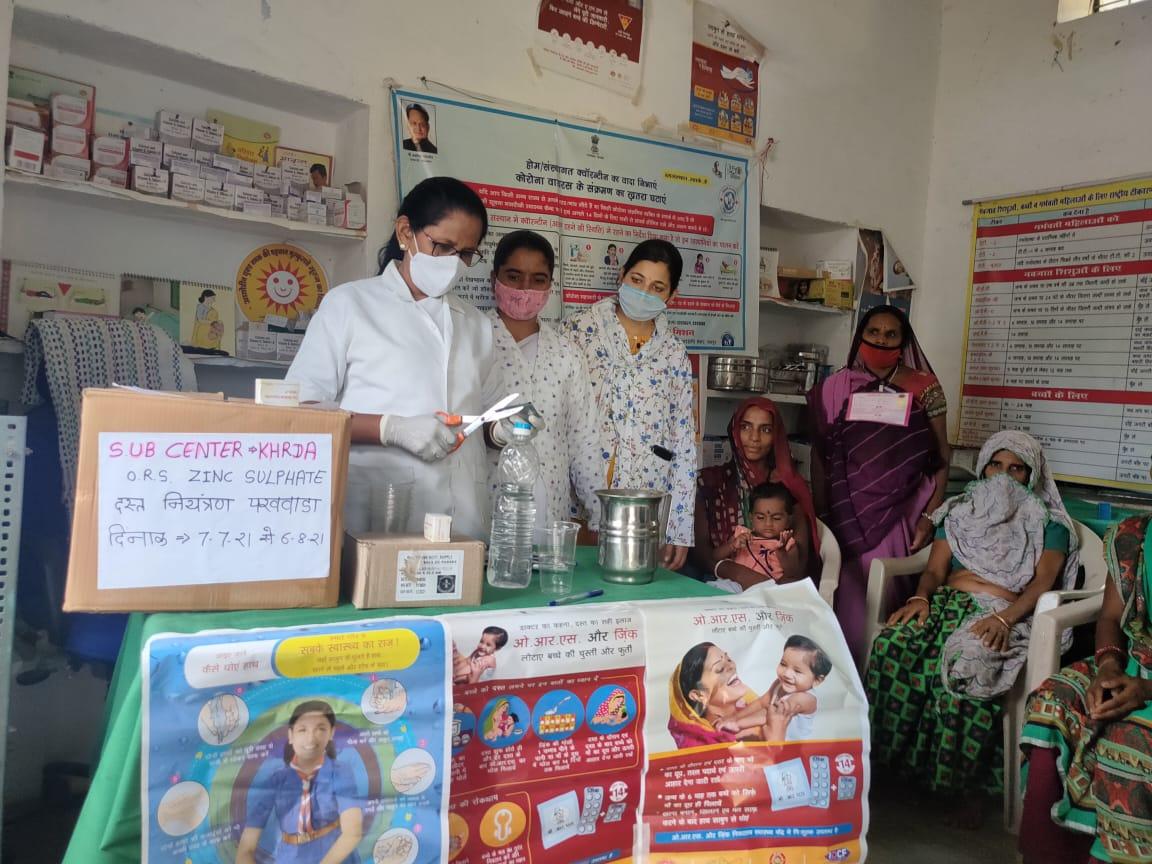 कोरोना की तीसरी लहर से पहले चिकित्सा विभाग की तैयारी,कुपोषण की बीमारी से ग्रसित बच्चे होंगे चिंहित, घर-घर जाकर जुटाएंगे जानकारी|बांसवाड़ा,Banswara - Dainik Bhaskar