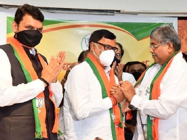 महाराष्ट्र के उत्तर भारतीय वोट बैंक में भाजपा की बड़ी सेंधमारी का प्रयास, मुंबई, पुणे समेत 10 जिलों में इनका प्रभाव|मुंबई,Mumbai - Dainik Bhaskar