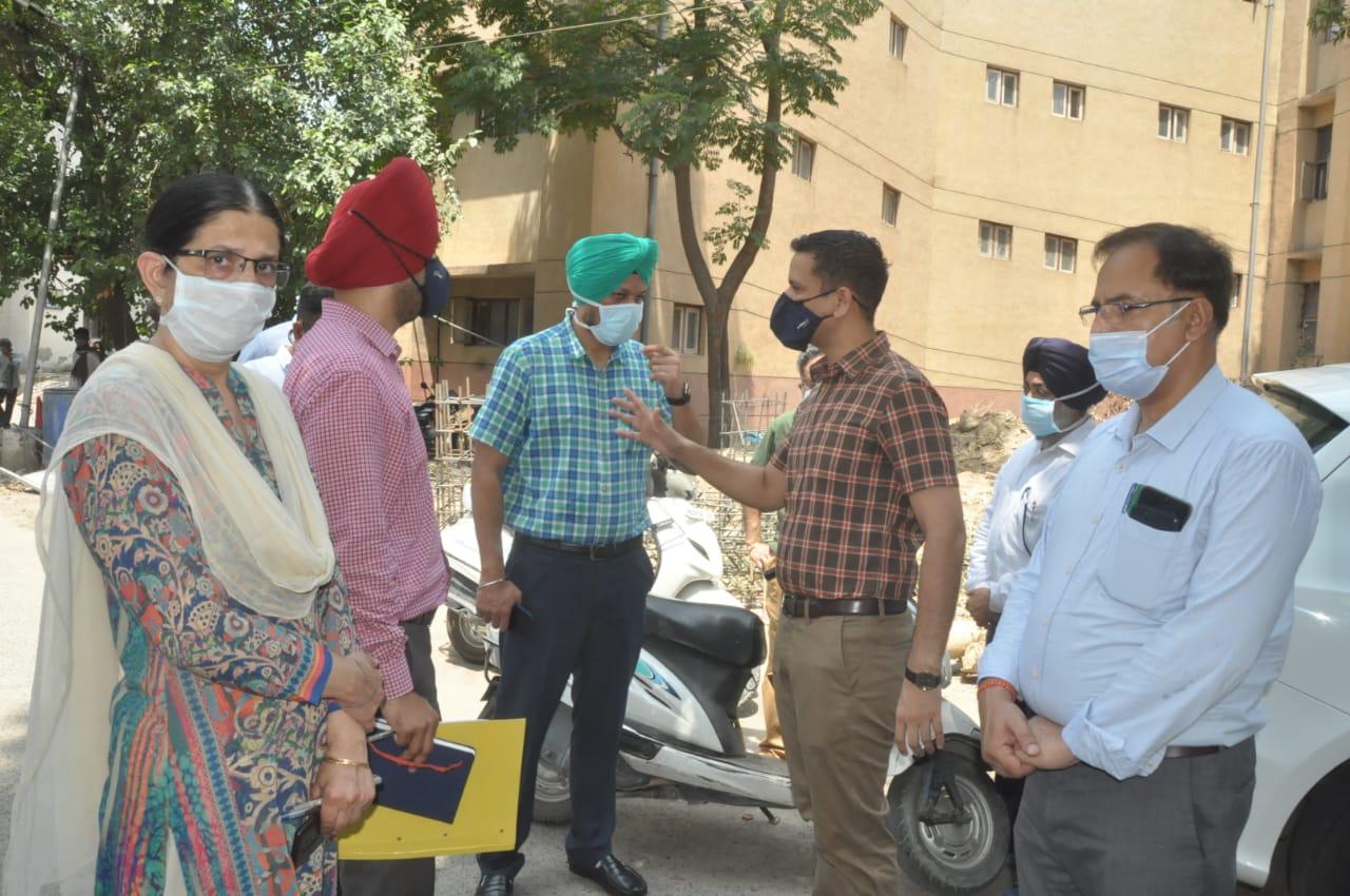 जालंधर सिविल अस्पताल में निक्कू के साथ 30 बैड का पीडियाट्रिक वार्ड भी बनेगा, ICU की बैड केपीसिटी 25% बढ़ाई गई|जालंधर,Jalandhar - Dainik Bhaskar