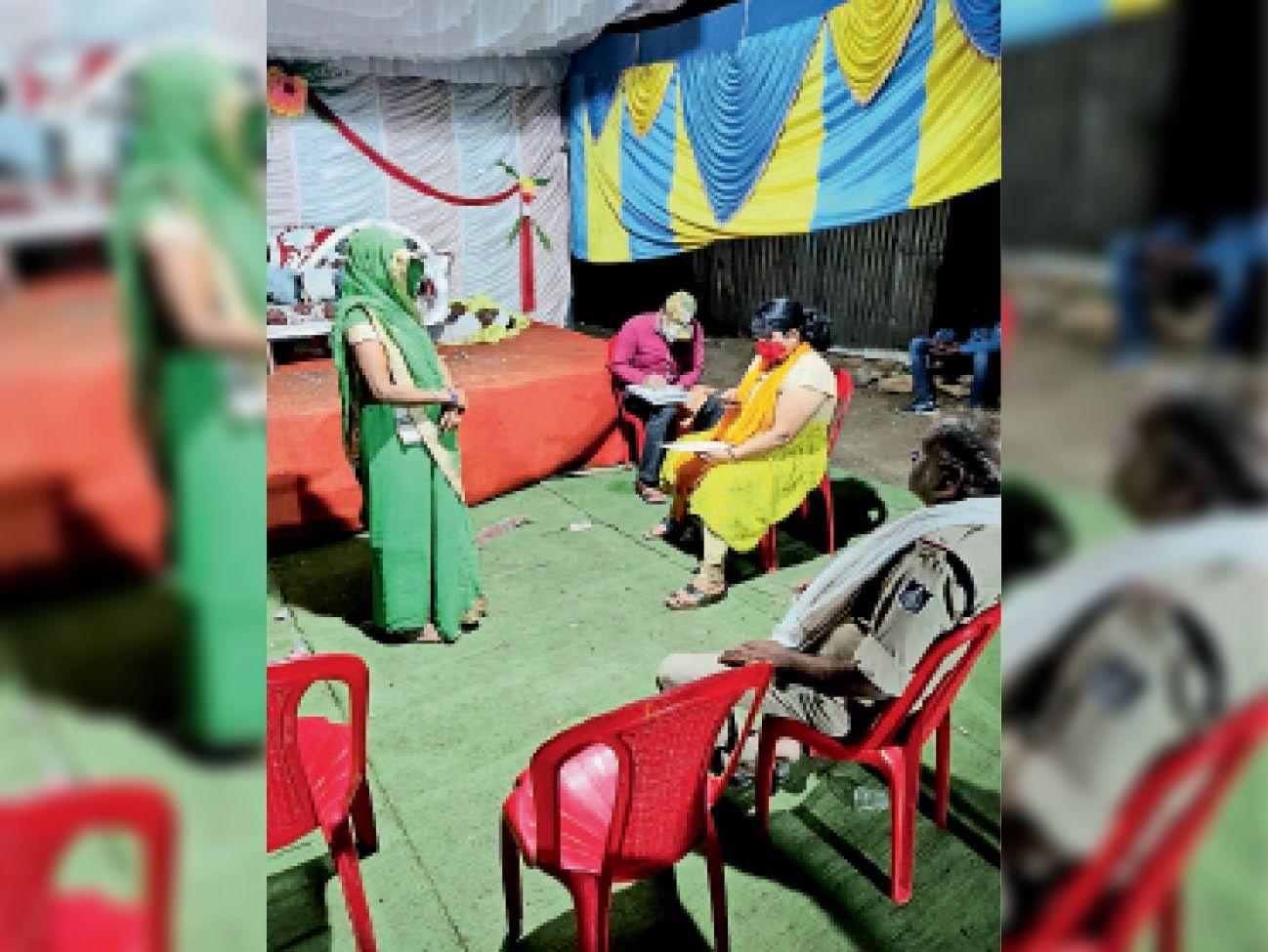 साढ़े तीन साल में 294 बाल विवाह रुकवाए - Dainik Bhaskar