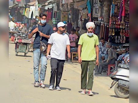 डोज खत्म, आज जिले में कहीं नहीं होगी वैक्सीनेशन, कोविड के 22 नए संक्रमित, 1 मौत, बुधवार को 24977 को लगा टीका|लुधियाना,Ludhiana - Dainik Bhaskar