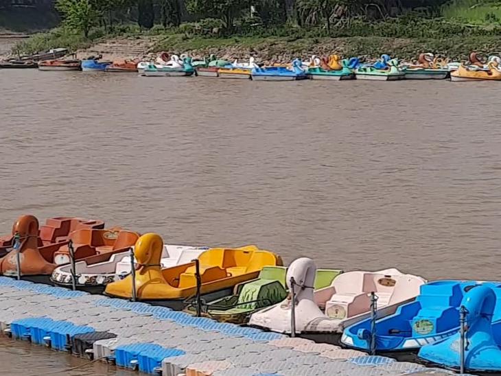 शहर में दो दिनों बाद गर्मी से राहत मिलेगी। फाइल फोटो - Dainik Bhaskar