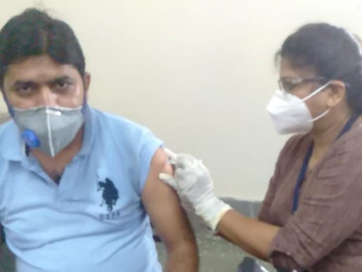 कोटा को 10,750 डोज मिली, तीन दिन बाद आज 47 साइट पर वैक्सीनेशन, टीका लगाने इन जगहों पर जाए|कोटा,Kota - Dainik Bhaskar