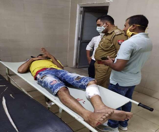 कुशीनगर के कसया थाना व स्वाट टीम के संयुक्त ऑपरेशन में बीते बुधवार को उसे मुठभेड़ के दौरान गिरफ्तार कर लिया।