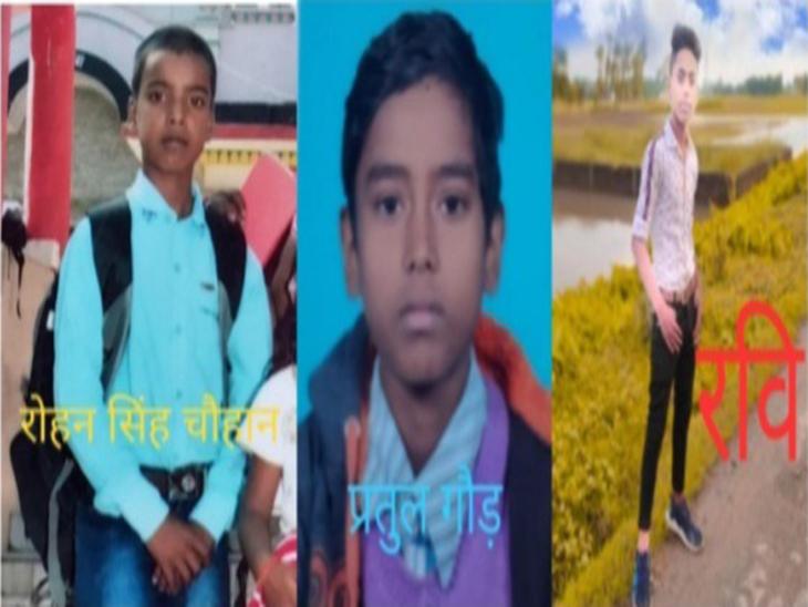 ऑन लाइन पढ़ाई के लिए पिता ने खरीदा था मोबाइल, पढ़ाई के दौरान लग गई थी ऑनलाइन गेम की लत; पाबंदी की साथियों संग घर से भागा|गोरखपुर,Gorakhpur - Dainik Bhaskar
