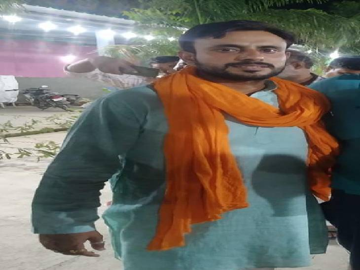 संभल में भाजपा ने हत्या के प्रयास के आरोपी को बनाया अपनी ब्लॉक प्रमुख प्रत्याशी। - Dainik Bhaskar